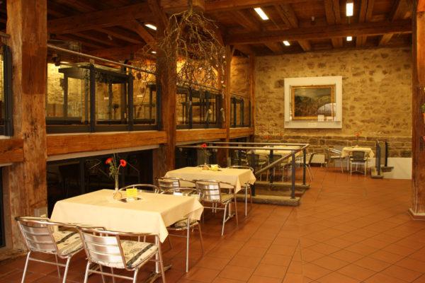 Cafeteria Innenplätze