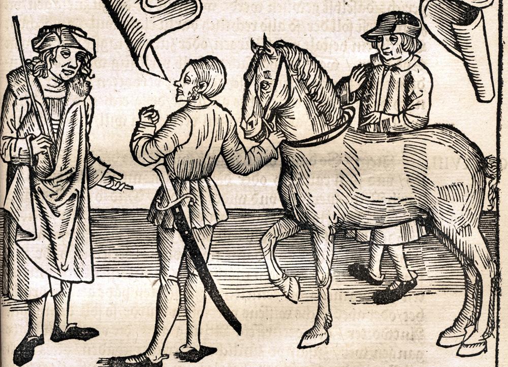 Darstellung aus der Bambergensis