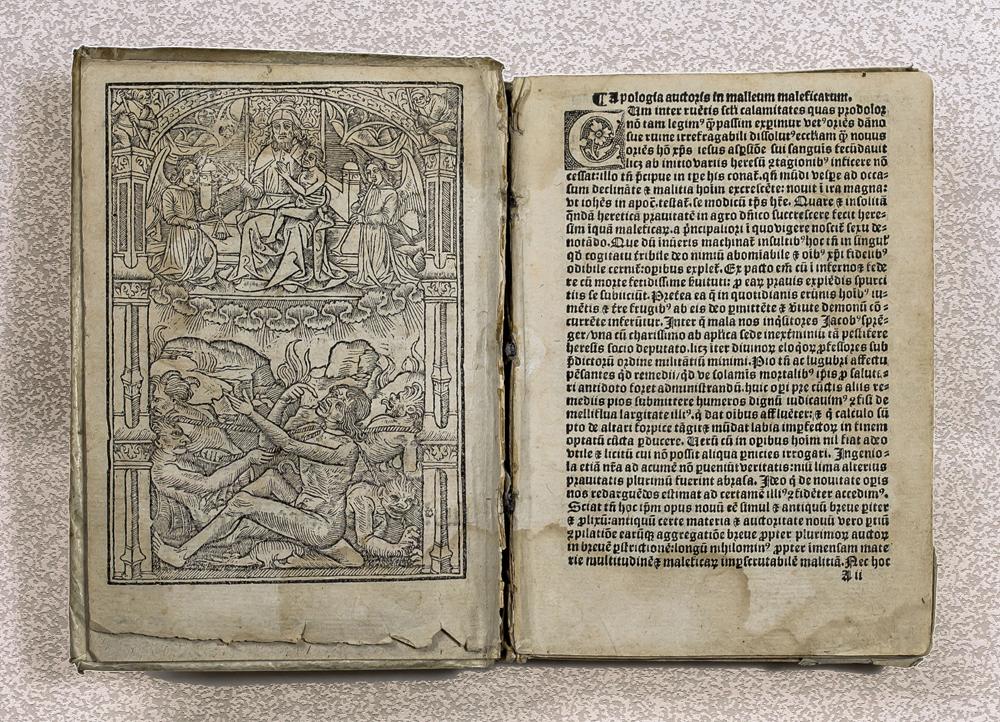 Hexenhammer – Maleus Maleficarum