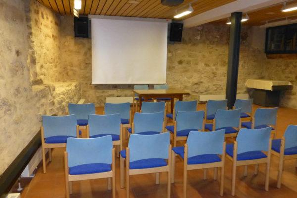 Kleiner Tagungsraum   Mittelalterliches Kriminalmuseum