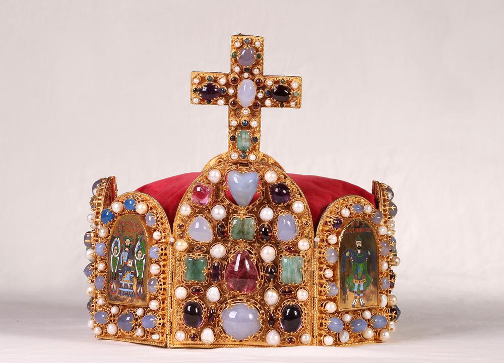 Nachbildung der Reichskrone
