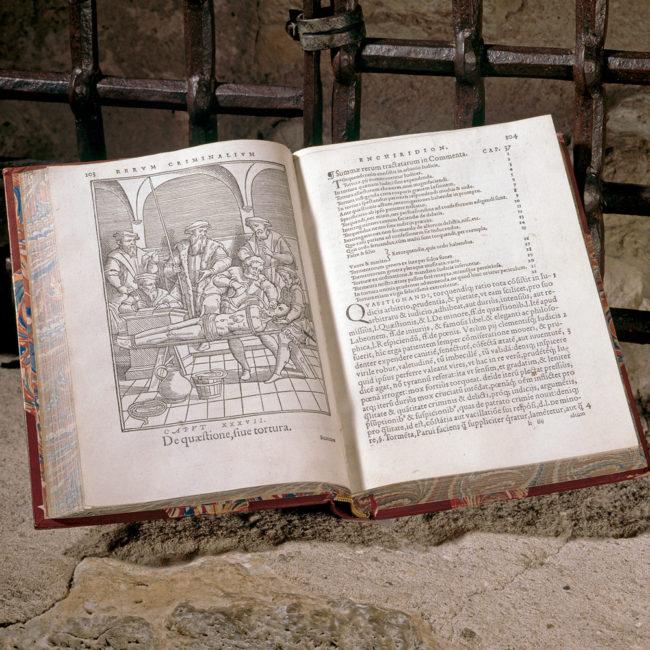Praxishandbuch zum Strafrecht von J. Damhouder_kriminalmuseum