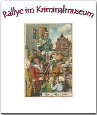 rallye kriminalmuseum für schüler
