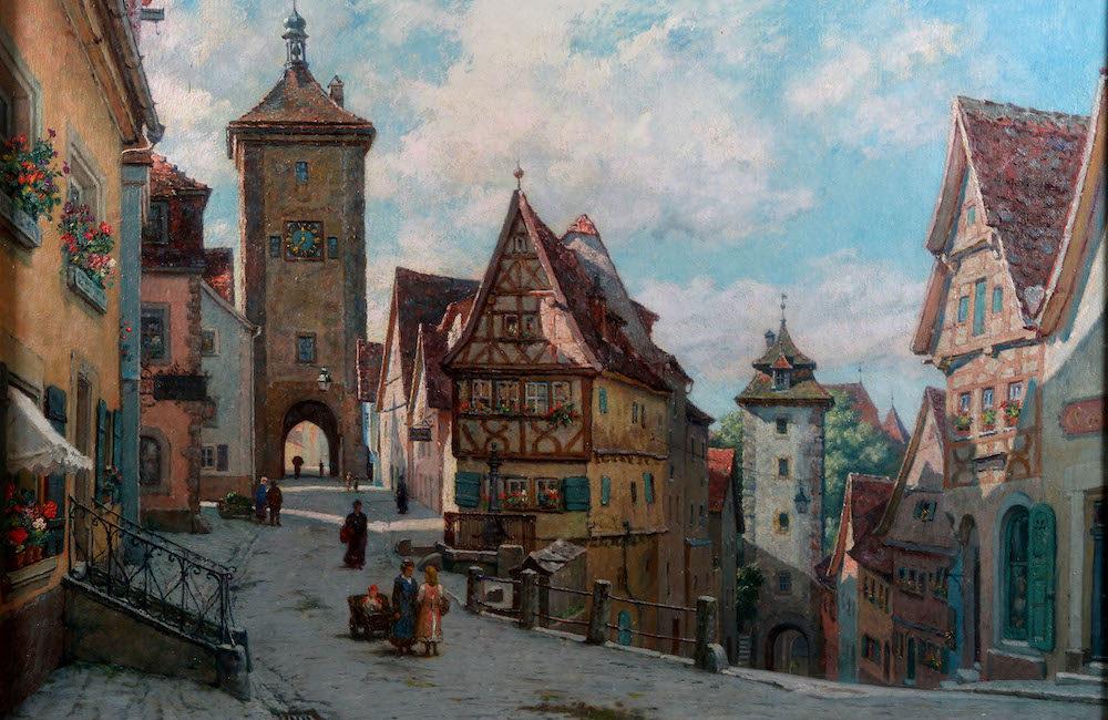 rothenburg 1911