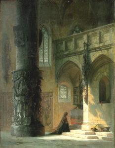 Mayer_Franziskanerkirche_1860_c_MKM - Kriminalmuseum