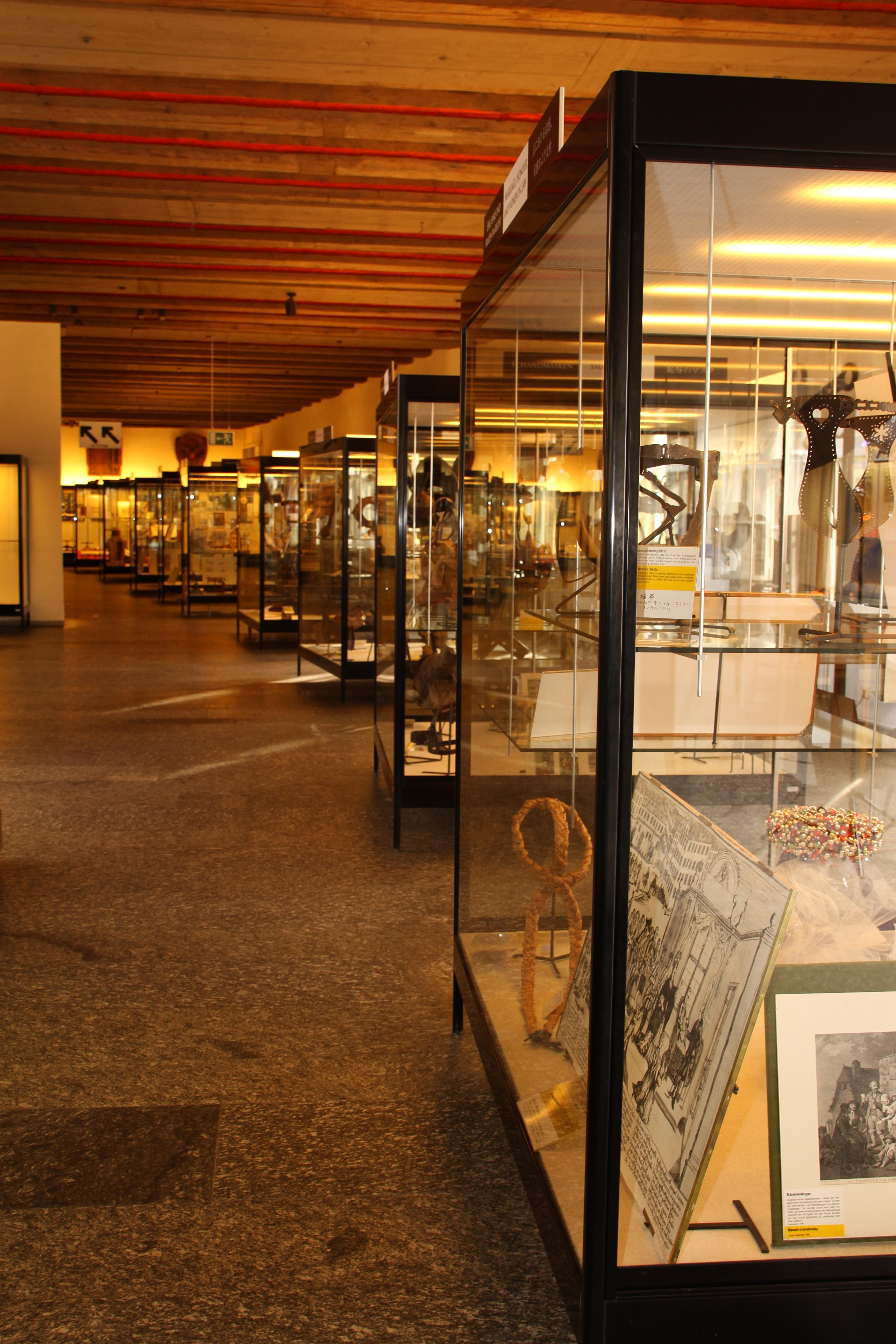 Kriminalmuseum - Roud Tour - Innenansicht